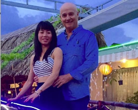 John and Van in Ho Chi Minh City - Saigon Life